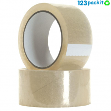 ★ Clear Packaging Tape top quality 50mm x 66M ★