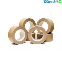 ♻ Eco brown packaging Tape top quality 50mm x 66 meters ♻