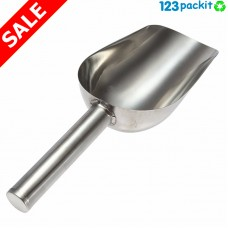 ★ Stainless Steel Scoop 8 inches ★