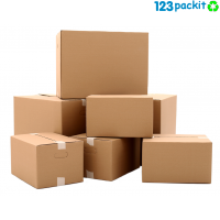 ♻  Cardboard Boxes heavy duty double walled eco-friendly ♻